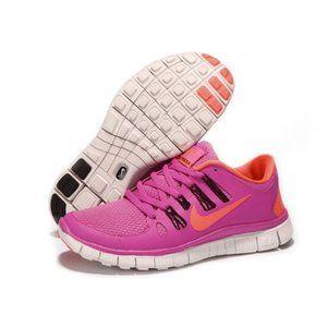 Nike Free Run 5.0 V2 Women Size 8 Pink